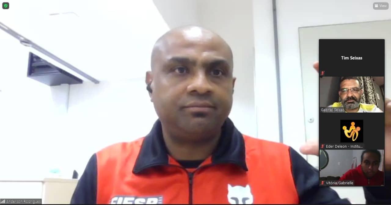 Instituto Mais Ação- Bicampeão olímpico de vôlei