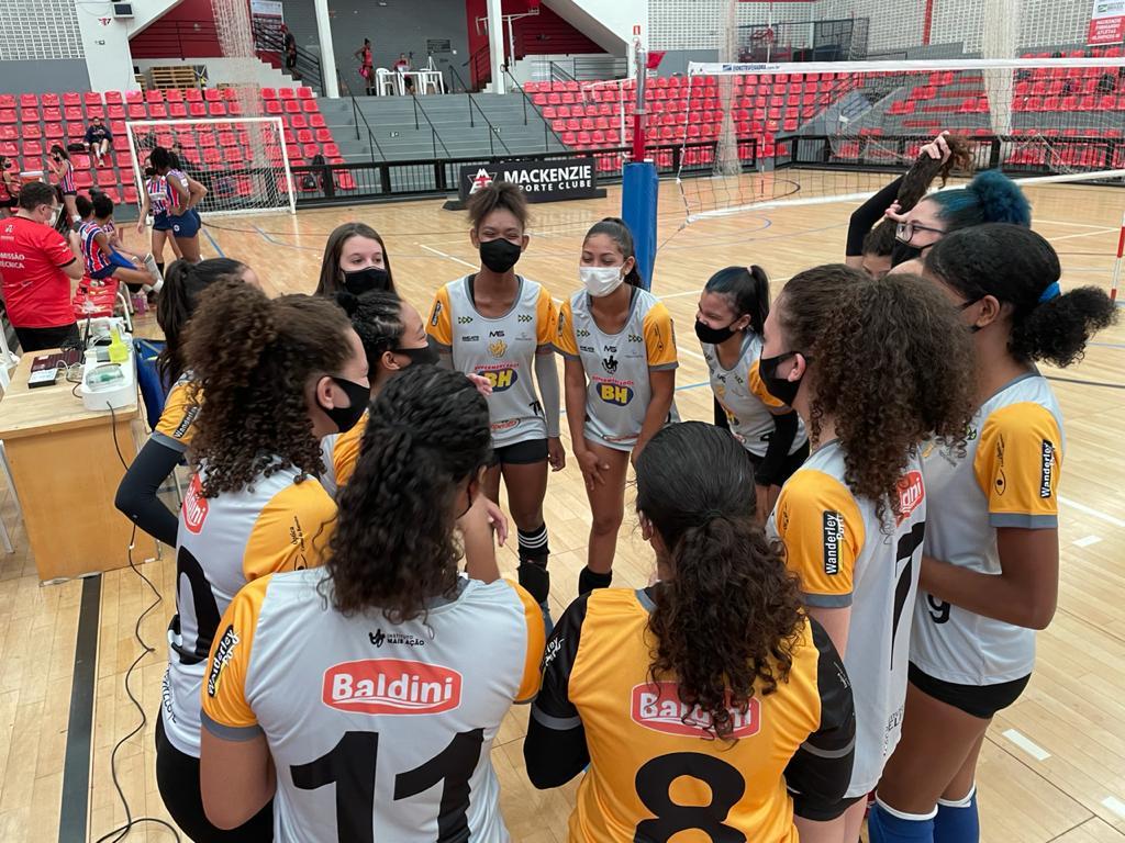 Instituto Mais Ação- Estreia no Circuito de Voleibol da FMV